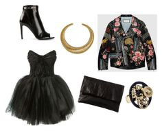 """""""Outfit Of The Day"""" by ivka-x on Polyvore featuring Loyd/Ford, Gucci, Proenza Schouler, Hissia, Zilla, women's clothing, women's fashion, women, female and woman"""