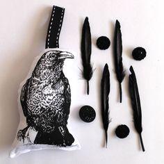 Raven Lavender Bag