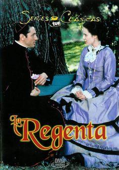 "La Regenta (1995). Lingua: español.  SIGNATURA: DVD-S-16. Serie baseada na novela de Leopoldo Alas ""Clarín"", ""La regenta"".  http://kmelot.biblioteca.udc.es/record=b1018360~S1*gag"