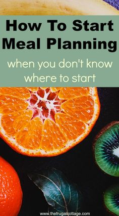 How To Start Meal Planning When You Don't Know Where To Start - The Frugal Cottage - Thinking about your weekly grocery shop? Here are some tips on how to start meal planning – it wi - Monthly Meal Planning, Family Meal Planning, Budget Meal Planning, Cooking On A Budget, Meal Planner, Family Meals, Planning Board, Freezer Cooking, Cooking Tips