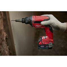 DIY  Tools Milwaukee Drywall Screw Gun Cordless
