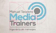 Golden Ratio Logo with aurea proportion.  https://www.behance.net/gallery/16613579/Manuel-Teodoro-Media-Trainers