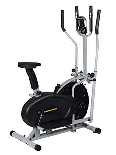 TMS® 2 In 1 Elliptical Bike Cross Trainer Exercise Gym Fitness Machine Cardio Workout - https://twitter.com/newleafbusines1/status/730526784127524865