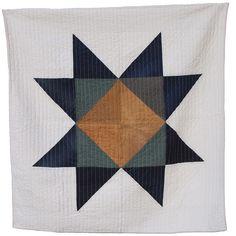 Folk Fibers Jackson Star Quilt