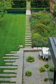 Cath Kidston | Gardens | BO BEDRE paving slabs path