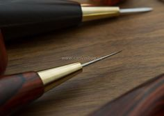 LeatherCraft Scratch Awl Round France Diamond Awl for Leather Working - Canvas Bag Leather Bag CanvasBag.Co