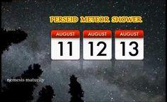 Chuveiro de Meteoros Perseid - Um espetacular Show é definido para iluminar o Céu à Noite