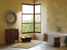 Marvin Windows and Doors gallery - corner window Marvin Doors, Marvin Windows, Contemporary Style Homes, Contemporary Bedroom, Contemporary Design, Contemporary Windows, Contemporary Building, Contemporary Cottage, Contemporary Apartment