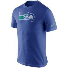 Seattle Seahawks Nike Retro Logo T-Shirt