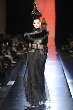 Jean Paul Gaultier Fall Couture 2013 - Slideshow - Runway, Fashion Week, Reviews and Slideshows - WWD.com