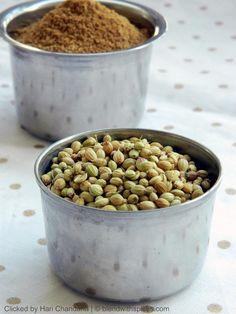 How to Make Coriander Powder | Homemade Dhania Powder Recipe | Indian Cuisine