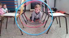 Physical Activities For Kids, Gross Motor Activities, Kids Learning Activities, Montessori Activities, Gross Motor Skills, Infant Activities, Games For Kids, Creative Curriculum Preschool, Fun Outdoor Games