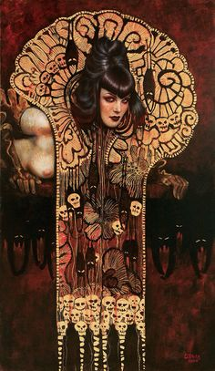 """""""Danse Macabre"""" by Olivia De Berardinis"""