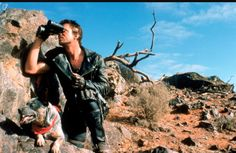 Aussie Cattle Dog, Australian Cattle Dog, Mad Max Costume, Mad Max 2, The Road Warriors, Mel Gibson, Going Insane, Post Apocalypse, Tough Guy