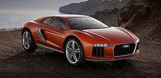 Audi Nanuk quattro.
