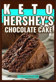 Low Carb Sweets, Low Carb Desserts, Low Carb Recipes, Dessert Recipes, Low Carb Cakes, Soup Recipes, Hershey Chocolate Cakes, Low Carb Chocolate Cake, Keto Cake