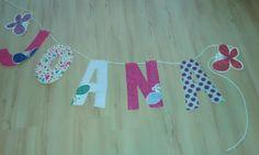 Unes lletres per decorar