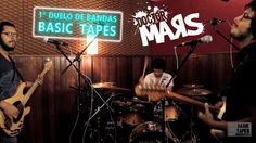DOCTOR MARS - MY HEART - Live at Basic Tapes Studio #BasicTapes #duelodebandas