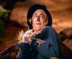 *WIZARD OF OZ, 1939 ~ The Scarecrow... played by: Ray Bolger