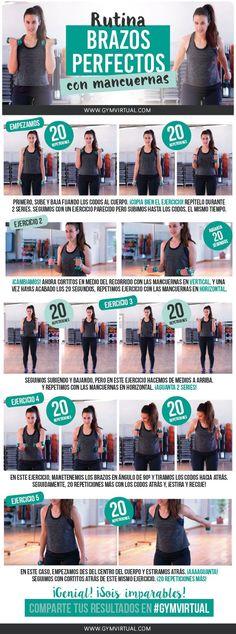 rutina-brazos-perfectos-con-mancuernas-web #ejerciciosabdominales