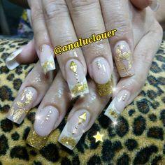 Tecnica de Reversa #nails  #instanails  #uñasbellas  #analuclouer  #nailsart  #blockai  #nailsinstagram  #nail
