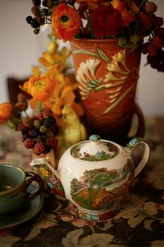 Thanksgiving Tea