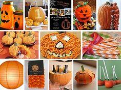 cute stuff (now following her pumpkin party board)