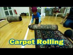 Carpet Rolling