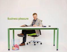 Mobilier birou Greenforest MOVI Business pleasure Blog, Desk, Business, Furniture, Home Decor, Desktop, Decoration Home, Room Decor, Table Desk