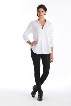 Xirena Beau Top in White #shopalthouse #xirena