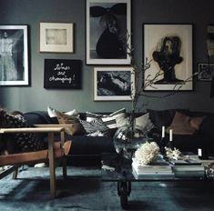 Lotta Agaton's home via ligne studio