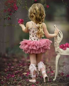 50 ideas sewing photography pictures girls for 2019 Fashion Kids, Beautiful Children, Beautiful Babies, Little Girl Dresses, Flower Girl Dresses, Foto Sport, Kind Photo, Foto Baby, Ballet Tutu