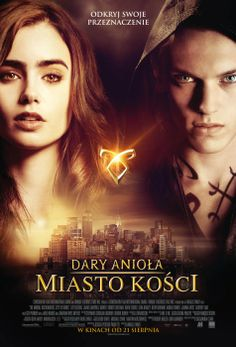 Dary Anioła: Miasto kości / The Mortal Instruments: City of Bones Mortal Instruments Movie, City Of Ashes, Latest Movie Trailers, Clary Fray, The Dark Artifices, New Poster, Film Poster, The Infernal Devices, Lost Soul