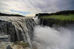 Dettifoss a King of Waterfalls – Europe