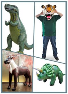 Inflatable Tiger Head : http://fab.com/product/inflatable-tiger-head-191831/?ref=reco|home|pop-pop|4|11|2308&page=1#pos=product_188586   美國最新可充氣氣球, 除了最普遍的地球,還有老虎頭、恐龍…等, 打破你對氣球極限想像