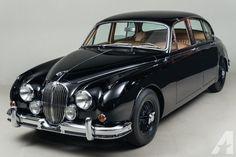 1960 Jaguar Mark II Sedan P.O.R