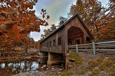 Emerts Covered Bridge