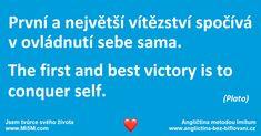 Nebo-li dvě mouchy jednou ranou (angličtina s osobním rozvojem)  #moudro #angličtina #osobnírozvoj #motivace #posun