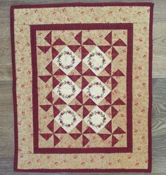 Red Button Quilt Co. - Little Red Five