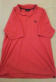 f6e1d5989 Beverly Hills Polo Club Men's Size L red polo short sleeve. Used. Good  condition