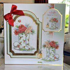 Cards Diy, Xmas Cards, Handmade Cards, Hunkydory Crafts, Hunky Dory, Christian Cards, Baby Cards, Christmas Inspiration, Acorn