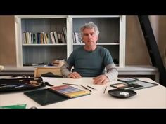 """Tutorial """"Fiore""""   Tecnica acquerello, con Francesco Granducato - YouTube"""