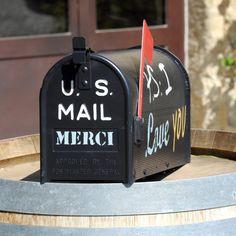 Boite aux lettres américaine - ORAVIS