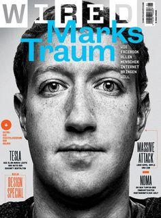 Mark Zuckerberg, Wired, Germany