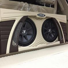 Custom Car Audio, Custom Cars, Car Audio Installation, Subwoofer Box Design, Baby Tattoos, Audio System, Instagram, Interior, Check