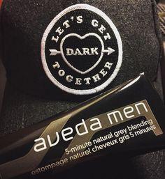 NEW @aveda men 5-minute natural grey blending @pureaveda http://visitpure.com/men.html