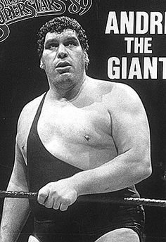 Word Life Production - Andrea the Giant One of the greatest wrestlers of all time.