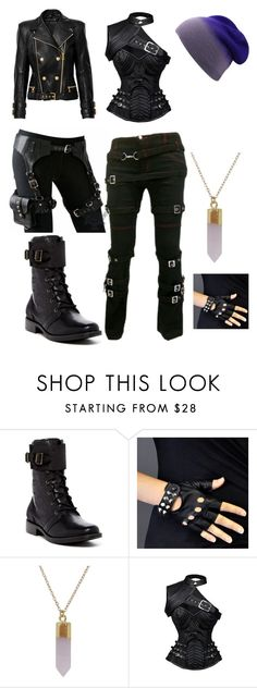 """""""Looking for Max"""" by buttercupz on Polyvore featuring UGG Australia, Balmain, Bakers and Humble Chic"""