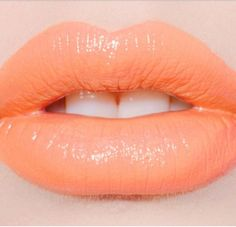 Cosmopop by Limecrime. Universally flattering orange cream shade ! Love!
