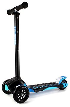 Velocity Scooters '02 Children's Kid's Three Wheeled Toy Kick Scooter w/ Adjustable Handlebars, Rear Fender Brake, Rubber Hand Grips (Blue) Velocity Scooters http://www.amazon.com/dp/B00Y1B4YFQ/ref=cm_sw_r_pi_dp_QmsUvb1EPFD5C